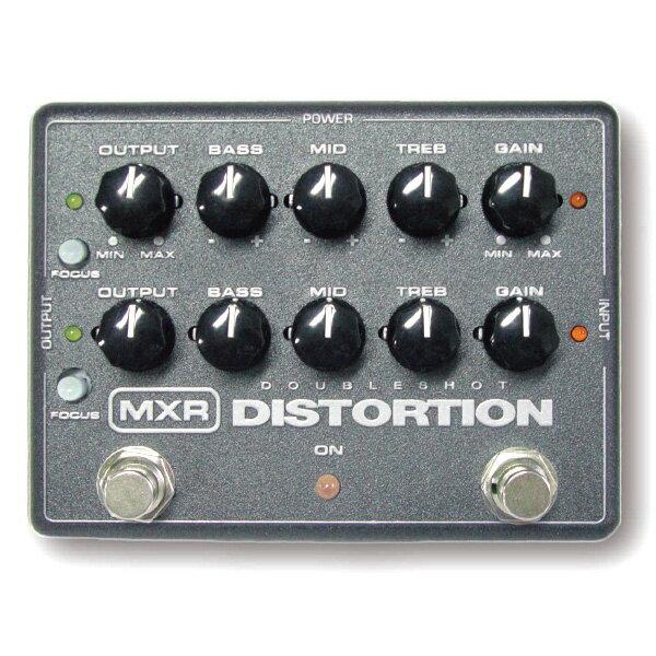 MXR M151R DOUBLESHOT DISTORTION 【台数限定衝撃超特価!オドロキの80%OFF!】