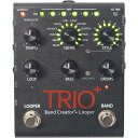 Digitech TRIO+ [Band Creator + Looper] [正規輸入品] 【特価】
