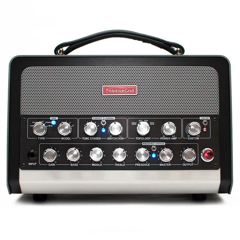 Positive Grid BIAS Head [Amp Match Amplifier] 【限定タイムセール】