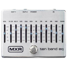 MXR M108S TEN BAND EQ 【特価】