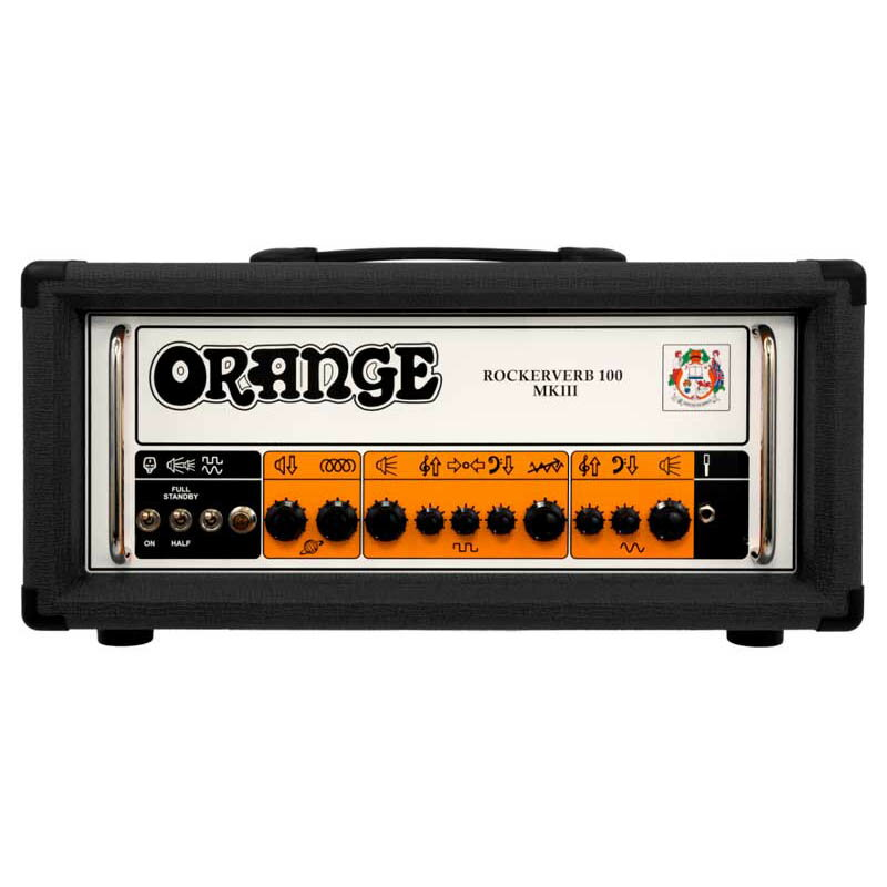 Orange Rockerverb 100 MK III Head [BLACK] 【特価】