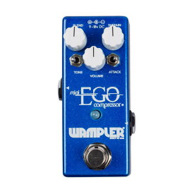 Wampler Pedals Mini Ego Compressor 【特価】