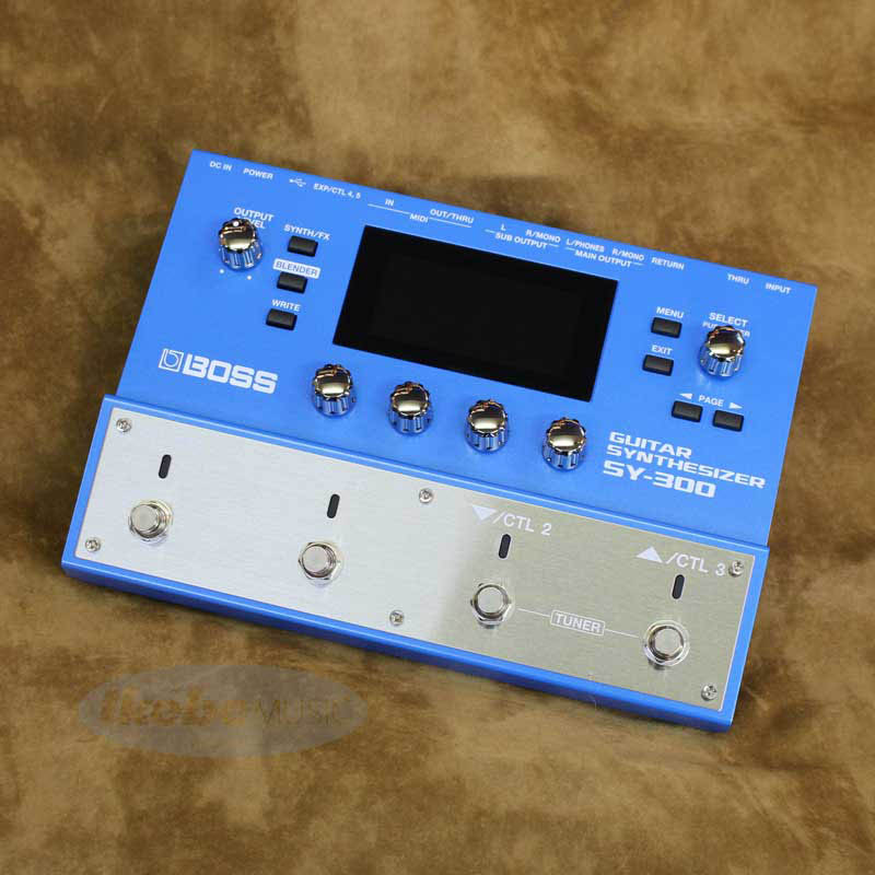 BOSS SY-300 [GUITAR SYNTHSIZER] 【USED】 【中古】