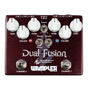 Wampler Pedals Dual Fusion 【限定タイムセール】