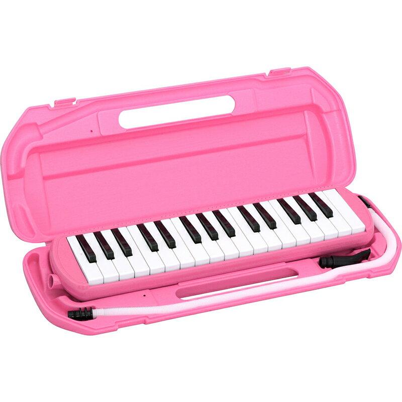 ●KIKUTANI MM-32 [鍵盤ハーモニカ] (PINK/ピンク) 【当店人気商品】