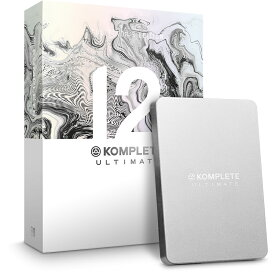 ●Native Instruments KOMPLETE 12 ULTIMATE Collectors Edition UPG FOR KU8-12