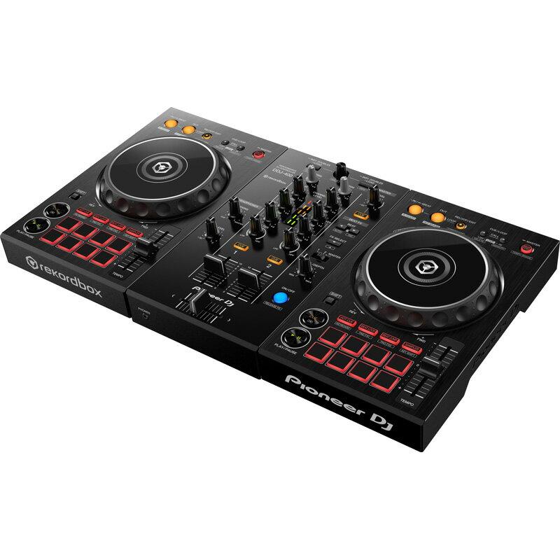Pioneer DJ DDJ-400 [rekordbox DJライセンスキー付き] 【数量限定!Rittor Music rekordboxパーフェクト・ガイド&ヘッドフォンプレゼント!】