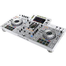 ●Pioneer DJ XDJ-RX2-W [rekordbox djライセンスキー付属] 【台数限定!16GBUSBメモリー×1本プレゼント】 【今ならPioneerオリジナルUSBケース付き!】 【数量限定 TANNOY LIFE BUDSプレゼント!】