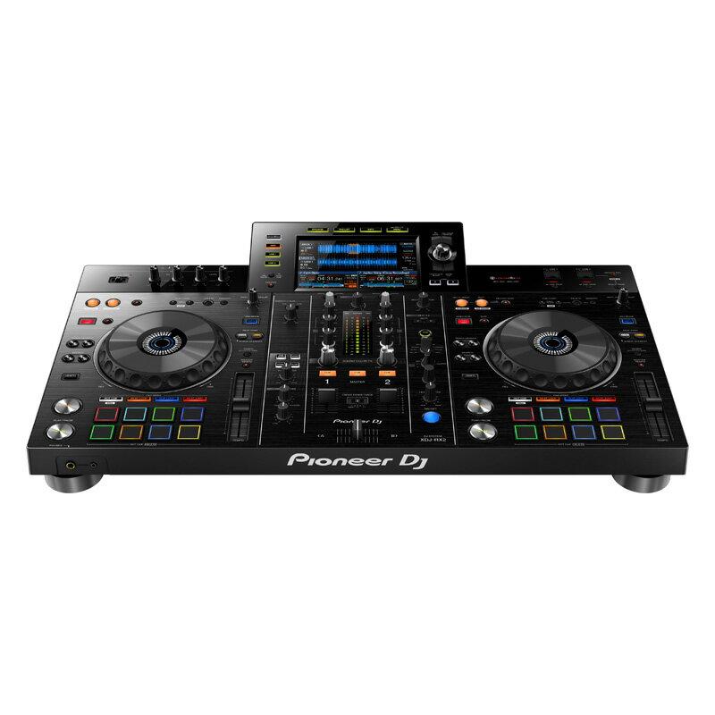 ●Pioneer DJ XDJ-RX2 【Pioneer DJ オリジナル・クリスタル USB メモリー プレゼント!】 【数量限定 Decksaver DS-PC-XDJRX2プレゼント!】