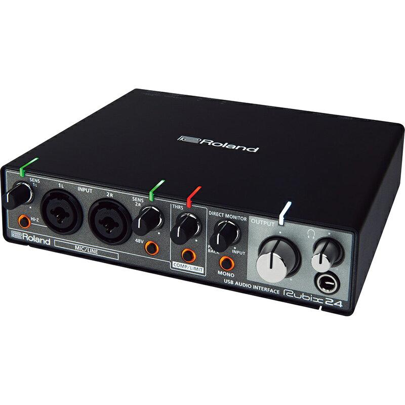 ROLAND RUBIX24 [USB Audio Interface] 【即納可能!】
