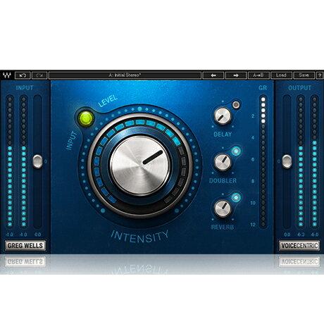 ●WAVES Greg Wells VoiceCentric 【D2Rオンライン納品専用ソフトウェア】 ※代金引換不可