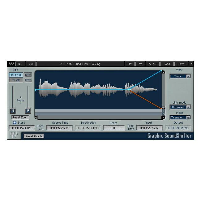 ●WAVES SoundShifter 【D2Rオンライン納品専用ソフトウェア】 ※代金引換不可