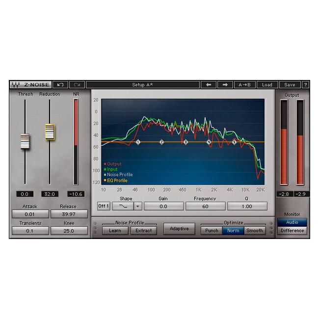 ●WAVES Z-Noise 【D2Rオンライン納品専用ソフトウェア】 ※代金引換不可