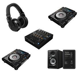 ●Pioneer DJ CDJ-900NXS 2台 + DJM-750MK2セット