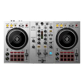 "Pioneer DJ DDJ-400-S ""シルバー"" 【国内池部楽器店限定モデル】 【数量限定!高品質ヘッドフォン&キャリングケース付き!】 【PowerDJ'sステッカー付き!】"