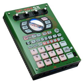 ●ROLAND SP-404SX [Sampler] (カーキ×エンジ) 【台数限定限定カラーパネル!】
