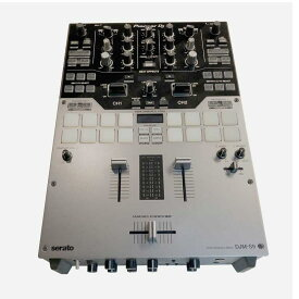 Pioneer DJ DJM-S9-S【箱ダメージ新品アウトレット特価】 【ikbp1】