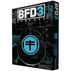 ●FxPansion BFD3 Special(ダウンロード版) 【Black Fridayプライス!】 【数量限定!Bosphorus BFD Stanton Moore Cymbalsプレゼント!】