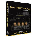 ●Positive Grid BIAS Amp Professional 【期間限定プライス】 【数量限定JamUpPlug HD付き!】