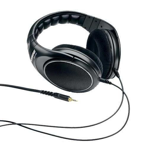 SHURE SRH1440 [高音質モニターヘッドフォン] 【安心の正規輸入品】
