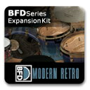 ●FXpansion BFD Modern Retro [簡易パッケージ]