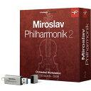 ●IK Multimedia MIROSLAV PHILHARMONIK 2 アップグレード 【期間限定特別価格】