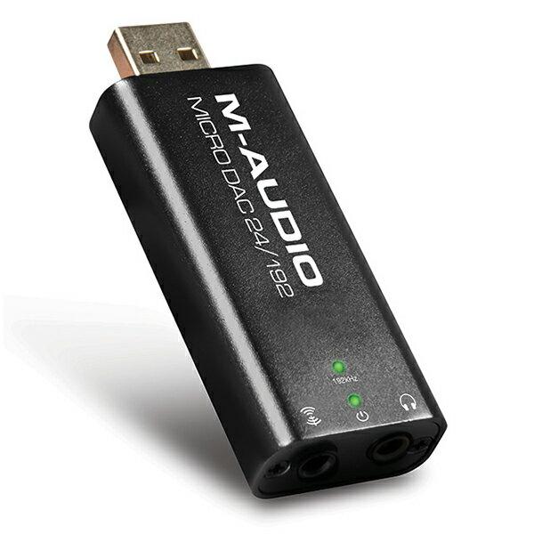 ●M-Audio Micro DAC 24/192