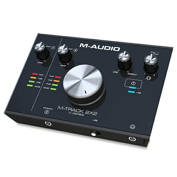 ●M-Audio M-Track 2X2