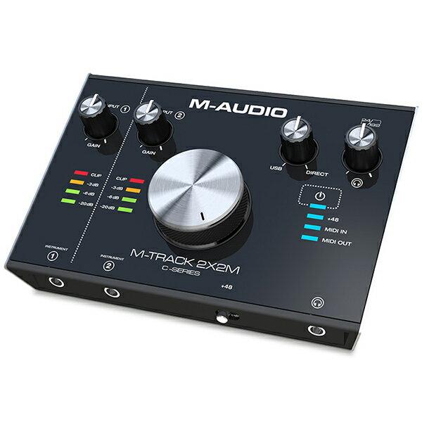 ●M-Audio M-Track 2X2M 【2月以降順次入荷予定】