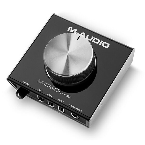 ●M-Audio M-Track Hub