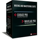 ●Steinberg MIXING AND MASTERING SUITE 【Cubase Pro 9.5に無償アップ可能】