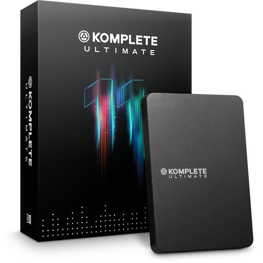 ●Native Instruments KOMPLETE 11 ULTIMATE 【SAVE ON KOMPLETE キャンペーン価格】 【〜1/20期間限定ポイント10倍!】