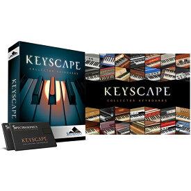 あす楽 新品 即納可能 SPECTRASONICS KEYSCAPE (USB Drive)【数量限定プロモ特価】