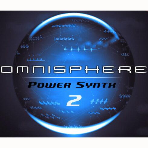 ●Spectrasonics Omnisphere 2 [USB Drive 版] 【Spectrasonics Autumn Sale 2017】 【〜10/31期間限定ポイント8倍!】