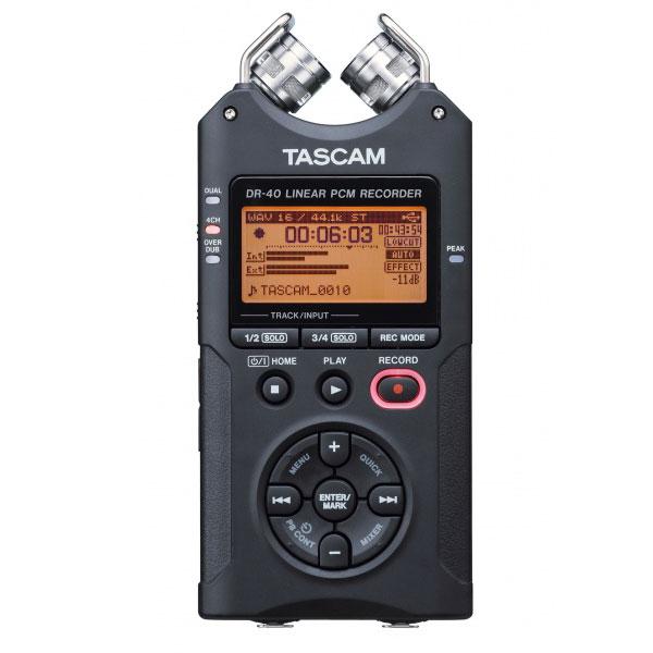 TASCAM DR-40 VERSION2-J 【特価】 【5月31日入荷予定】