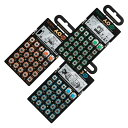 ●Teenage Engineering PO-16 factory + PO-14 sub + PO-12 rhythm Pocket Operator