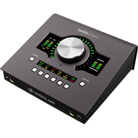 ●Universal Audio APOLLO TWIN MKII/QUAD 【限定タイムセール】