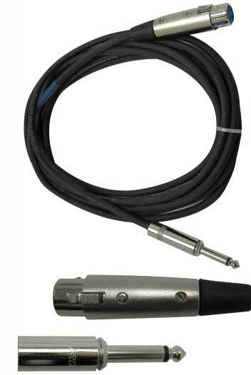 ddrum Cable (MH2V-15) Pro-DRT Kick-tom [#6999] 【限定タイムセール】