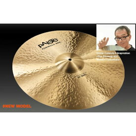 PAiSTe Formula 602 Modern Essentials Ride 22""