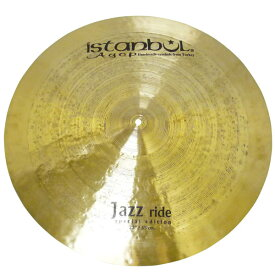 """Istanbul Agop Special Edition Series Jazz Ride 22"""" TW"""
