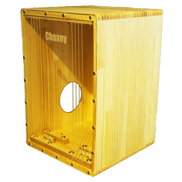 Chaany CHCC-N 〜CHCC Series / Natural Color〜 [Chaany Cheerful Cajon 2014]