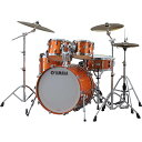 YAMAHA Absolute Hybrid Maple 4pc Drum Set [AMP6F3+AMB2218] [BD22、FT16、TT12&10]
