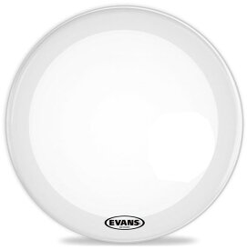 EVANS TT16RSW-NP [EQ3 Smooth White / 16インチ・バスドラム・フロント用:Steel Hoop仕様]