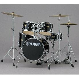 YAMAHA Manu Katche Signature Junior kit Hardware Set [JK6F5RB/レーベン・ブラック] 【BD16・FT13・TT12 & 10・SD12・ダブルタムホルダー & ハードウェア】 【ドラムスローン (DT-200) & スティック・プレゼント!】