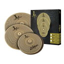 "Zildjian L80 LOW VOLUME 468 BOX SET [14"" HiHats・16"" Crash・18"" Crash Ride set / N..."