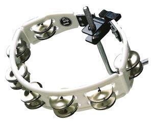 LP LP162 [Cyclops Mountable Tambourine / White]