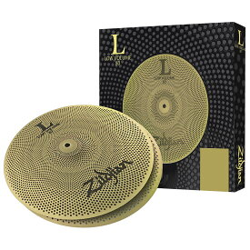 "Zildjian L80 Low Volume 14"" HiHats Pair [NAZLLV8014HP]"