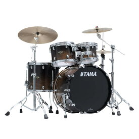 "TAMA WBS42S-TMF [Starclassic Walnut/Birch 4pc Set (22""BD, 16""FT, 12"" & 10""TT with Double Tom Holder) / Transparent Mocha Fade] 【受注生産品】"