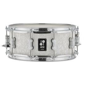 """SONOR AQ2-1406SDW #WHP [AQ2 Series Maple Snare Drum 14"""" x 6"""" / ホワイトパール・カバリングフィニッシュ]"""