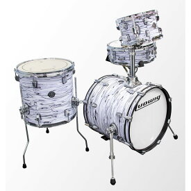 Ludwig LC179X005 [BREAKBEATS OUT FIT / White Oyster]【日本国内限定カラー】